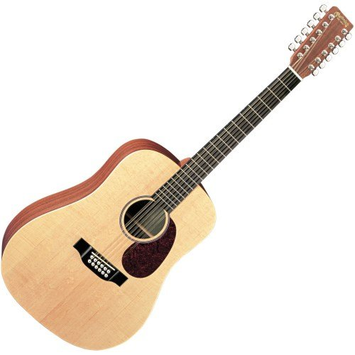 Martin D12X1AE 12-String Dreadnought Acoustic Electric