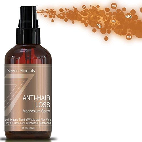Seven Minerals Anti hair Magnesium Spray