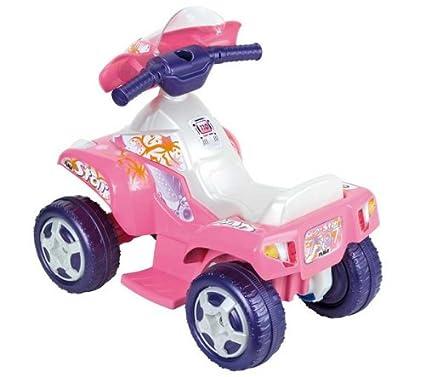 FEBER Quad Girl 6V: Amazon.es: Juguetes y juegos