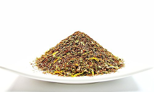 Chocolate Mint Rooibos Tea, A Blend of richness of chocolate with the health benefits of mint 4 OZ
