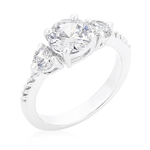 Covet Graduated Engagement Classic Ring