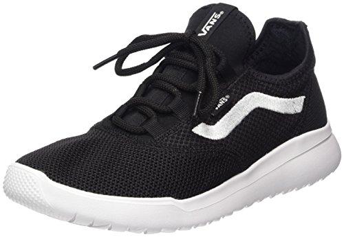 Vans Uomo Nero Isj Lite Mesh Cerus Black White Sneaker rqTra