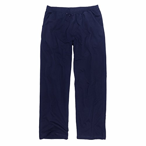 di jogging Adamo grandi in 'Athens blu Pantaloni scuri da dimensioni BTHqOwxA
