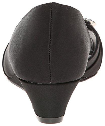 Luster Donna Nina Nero Rivka Scarpe Col Black Tacco qq1Tpx