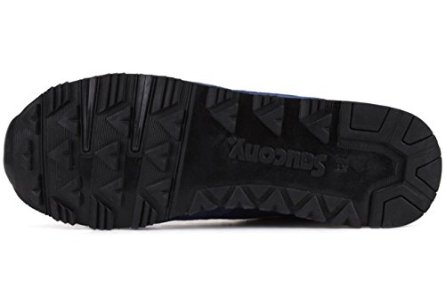 Sneaker Saucony Shadow Corageous de ante gris Azul