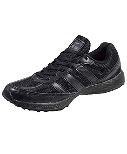 SEGA Men's Black Runner Outdoor Sports Shoes Price & Reviews