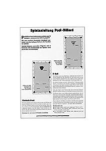 Spielanleitung Pool-Billard