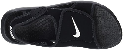Black Infradito PS Anthracite 011 Adjust Nike Sunray 4 Bambino Nero GS White wBZnq8X