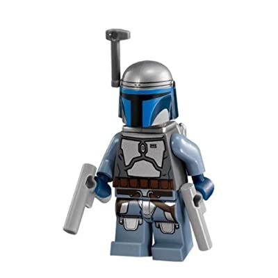 LEGO Jango Fett Minifigure Exclusive to 2020 (Set 75191): Toys & Games