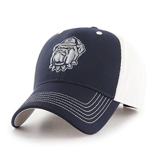 NCAA Georgetown Hoyas Sling OTS All-Star MVP Adjustable Hat, Navy, One Size
