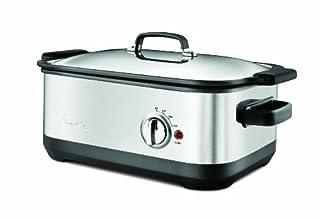 Breville 7.5 qt. Slow Cooker BSC560XL (B002OT03FC) | Amazon Products