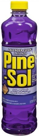 Pine-Sol Multi-Surface Cleaner, Lavender, 28 Fluid Ounce (Pine Sol All Purpose Cleaner)
