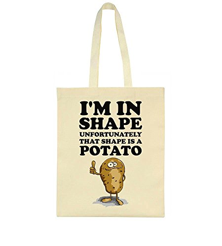 That Shape Is Unfortunately I'm Bag A Potato Tote Shape In tPqxx5CwS