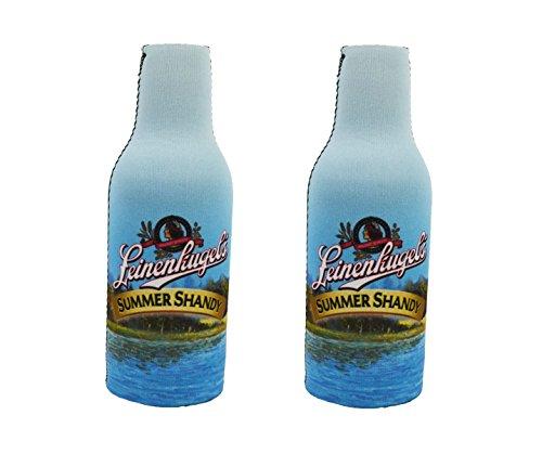 Officially Licensed Leinenkugel Summer Shandy Bottle Suit Neoprene Beer Huggie Cooler Zipper Sleeve (2)