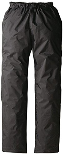 Goldwin bike for compact rain pants G vector 2 [black] S size GSM13506 by Goldwin