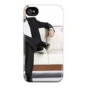 New Tpu Hard Case Premium Iphone 4/4s Skin Case Cover(celebrity Neil Patrick Harris)