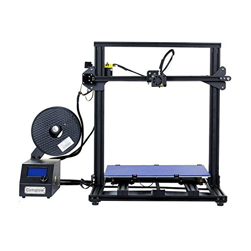 Creality 3D Printer CR-10 S4 with Filament Monitor Dual Z Lead Screws 400x400x400mm