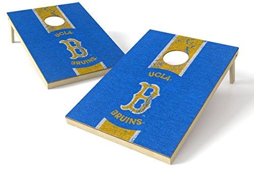Wild Sports 2'x3' NCAA College UCLA Bruins Cornhole Set - Heritage Design