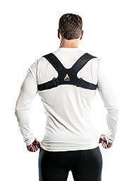 Agon Posture Corrector Clavicle Brace Support Strap (L/XL)