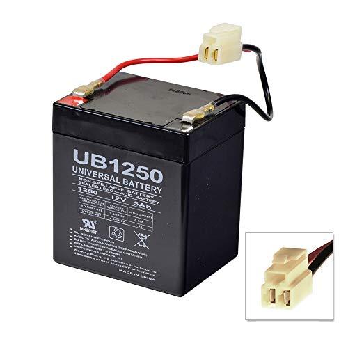 AlveyTech 12 Volt Battery Pack for The Razor Power Rider 360 (5 Ah