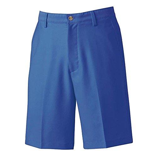 Footjoy Golf Shorts - FootJoy Washed Twill Golf Shorts Royal 34