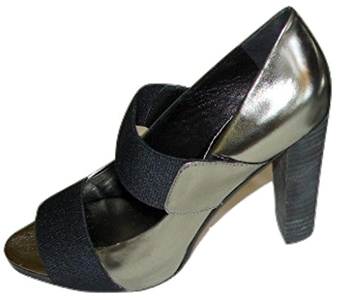 Banana Republic Women 8 Shoes Robin Pump HIGH Heels Black (8M) (Banana Republic Leather)
