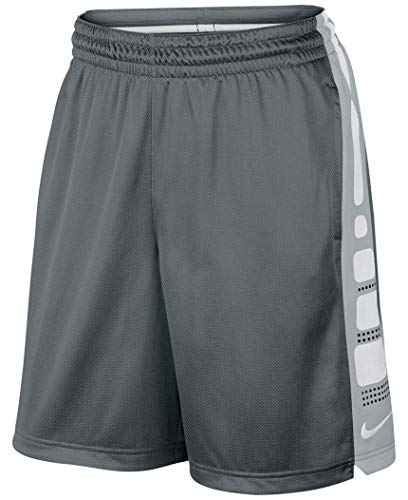 Nike Boys Elite Stripe Short (Small), Cool Grey