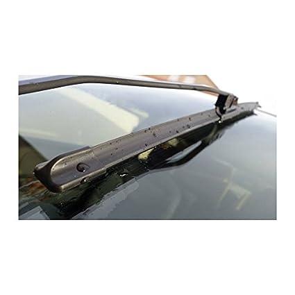 2 x Escobillas limpiaparabrisas flexibles de goma para coche Citroen C4. Juego delantero.: Amazon.es: Coche y moto