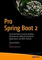 Pro Spring Boot 2, 2nd Edition Front Cover