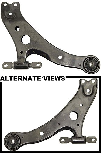 APDTY 631513 Control Arm Assembly With New Bushings Front Right Passenger Lower 2002 Lexus ES300 2004-2006 Lexus RX330 2007-2009 RX350 2006-2008 RX400H 2005-2011 Toyota Avalon 2002-2012 Camry 2004-2008 Camry Solara 2001-2007 Highlander