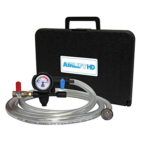 (UView 550500INT Heavy Duty Airlift II Cooling System Refiller )