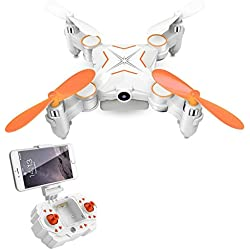 Rabing Mini Foldable FPV Wifi RC Drone