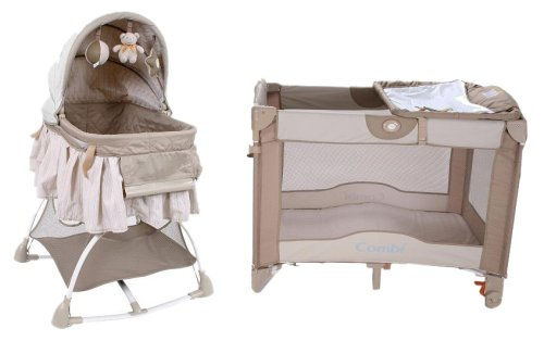 Amazon Combi Travel Solutions Play Yard Mocha Discontinued By