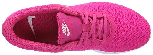 Nike Wmns Tanjun Se, Zapatillas De Running para Mujer Rosa (Rosa (vivid pink/white))