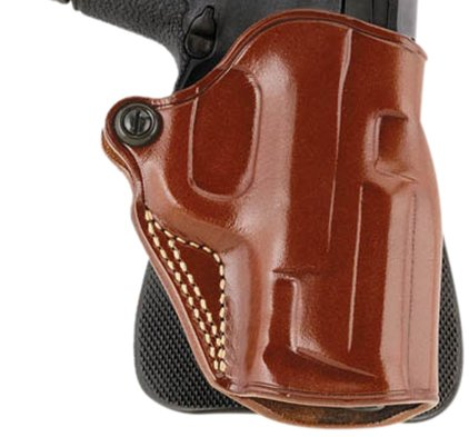Galco Speed Paddle Holster for S&W L FR 686 3-Inch (Tan, (Galco Paddle Holsters)