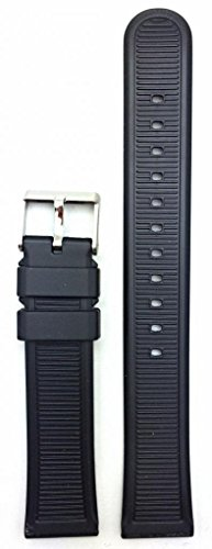 er Watch Band -- Comfortable and Durable PVC Material Replacement Wrist Strap ()