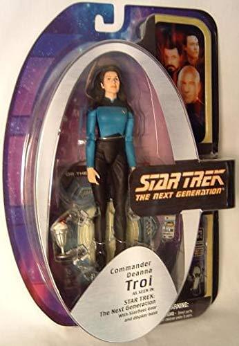 Star Trek: The Next Generation Commander Deanna Troi Action Figure