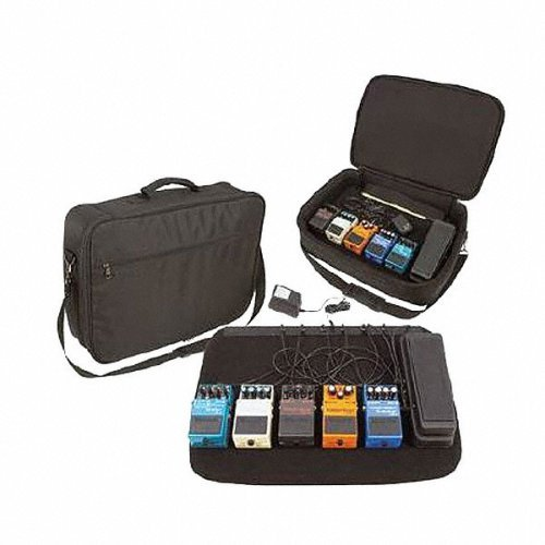 Johnson FX-BRD Powered Pedalboard with Bag by Johnson Guitars