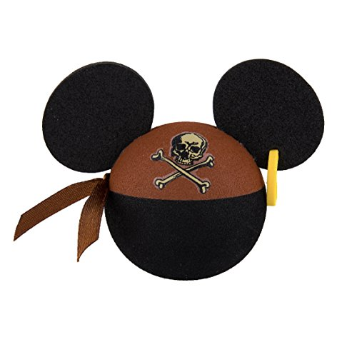 DisneyParks Mickey Mouse Pirate Antenna Topper Pen Pencil (Car Antenna Topper Pencil)