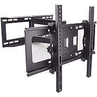 Articulating TV Wall Mount Bracket For VIZIO E Series Full-Array LED Smart TV E32-C1 E390-B1E E390i-B1E E40-C2 E40x-C2 E43-C2 E43-E2 E48-C2 E50-C1 E50-E1 E50-E3 E55-C1 E55-E1 E55-E2 E55-C2 E60-C3