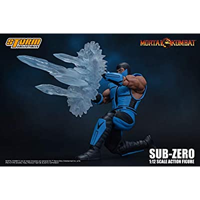 Storm Collectibles 1/12 Sub-Zero Mortal Kombat 3