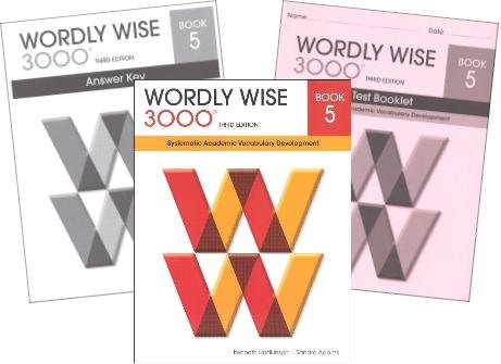 Top 10 recommendation wordly wise 3000 book 6 set for 2019