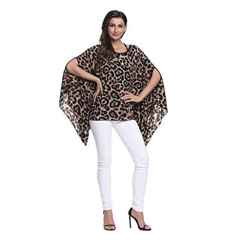 Clearance! Forthery Women's Chiffon Swimsuit Cover up Beach Bikini Stylish Tassel Bathing Suit Cover ups(Black,Free size)