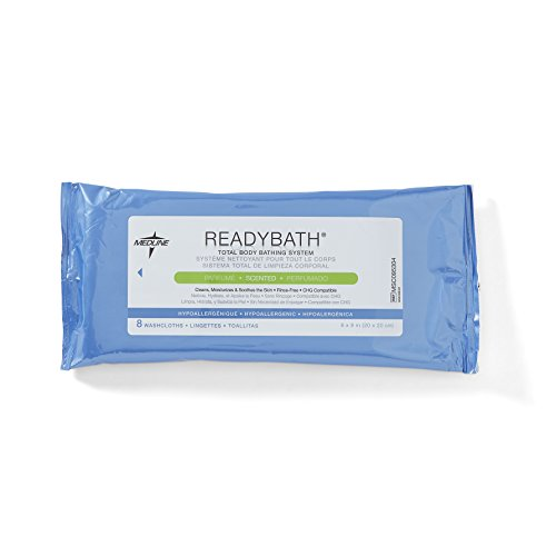 Medline ReadyBath Scented Cleansing Standard
