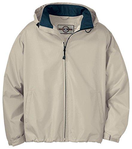 North End Mens Techno Lite Jacket (88083) -PUTTY 734 -2XL