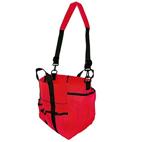 StableKit Deluxe Tote Bag (One Size) (Red/Black)