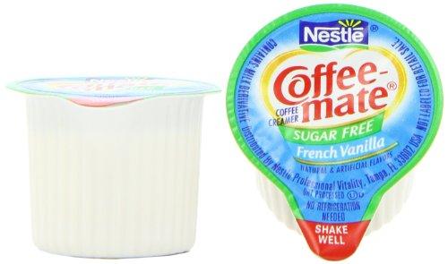 Coffee mate Creamer Vanilla 0 375 Ounce Creamers