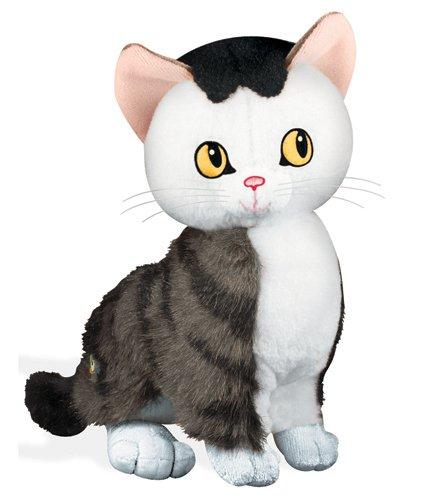 The Shy Little Kitten Soft Toy, is 7
