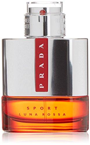 Prada Prada Luna Rossa Sport Eau De Toilette Spray, 1.7 Ounce