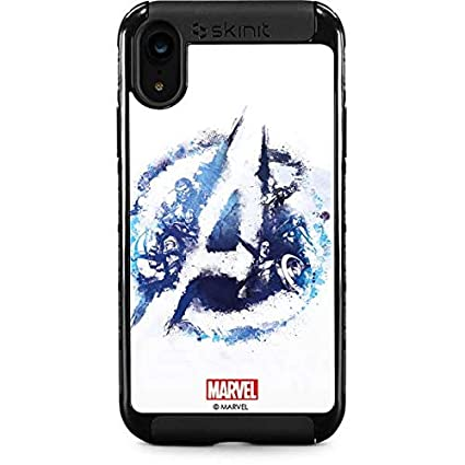 Amazon.com: Avengers - Funda para iPhone XR de Marvel/Disney ...